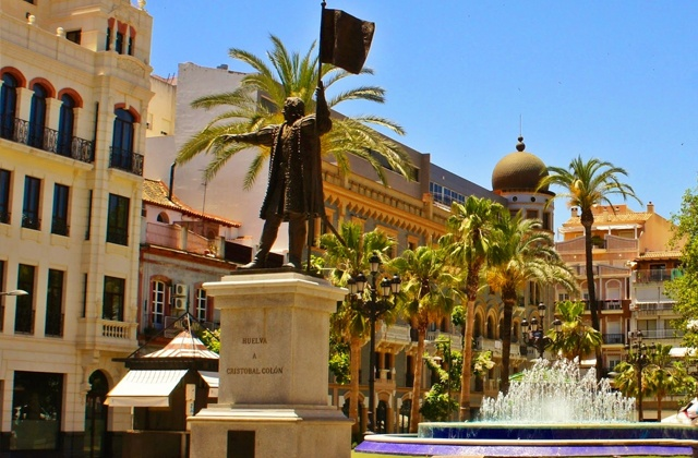 Things to do in Huelva, town centre