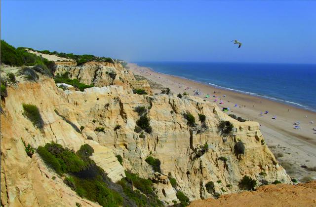 Bandera Azul - Playa El Parador, Huelva