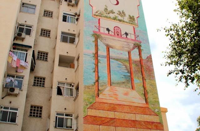 Route der Wandbilder - Estepona Bermeja