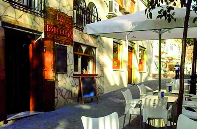 Tapas Marbella - La Bodeguita