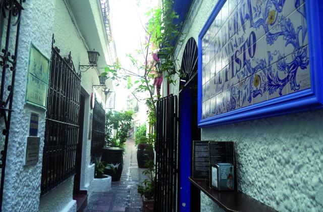 Tapas Marbella - Taberna La Niña del Pisto
