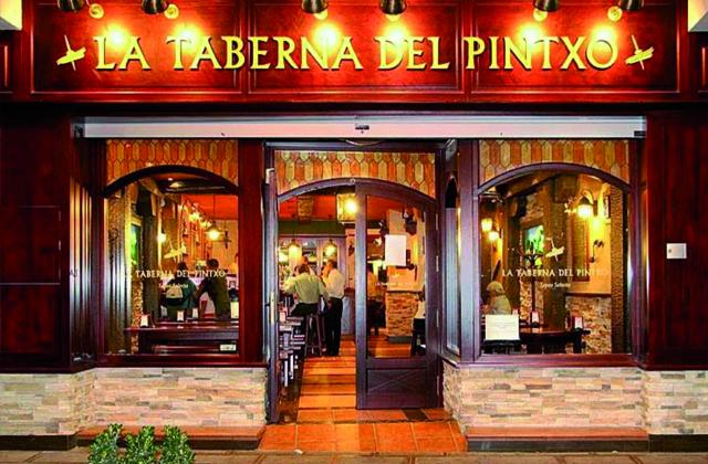 Tapas á Marbella - Taberna del Pintxo