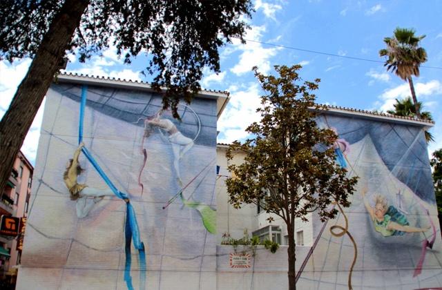 Route der Wandbilder - Pasen y Vean
