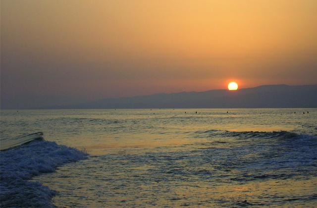 Plages à Estepona - Playa de Saladillo