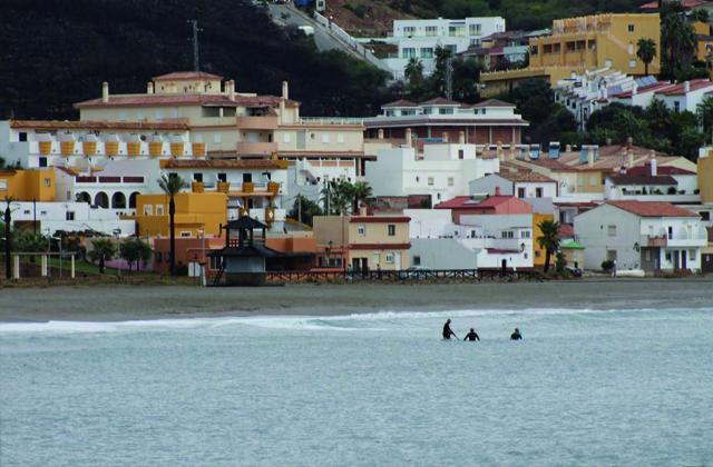 Bandera Azul - Playa de Torreguadiaro