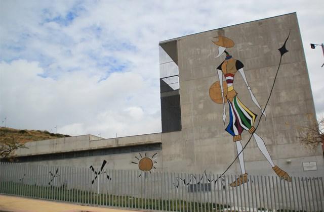 Route der Wandbilder - Quijote del Siglo XXI