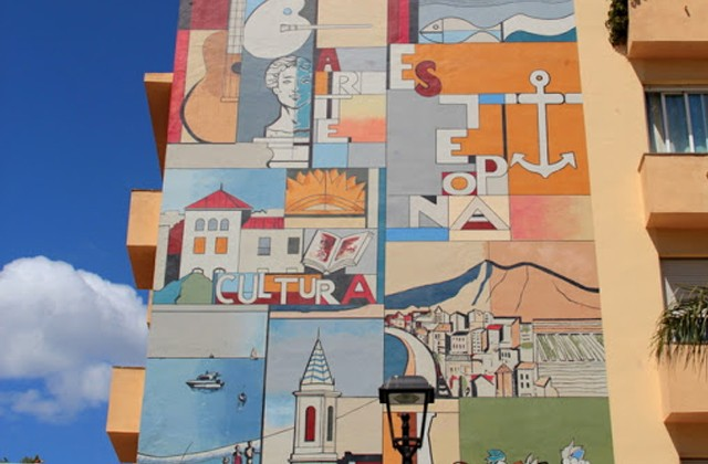 Route of Artistic Murals - Siglo XXI