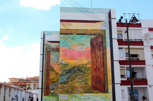 Route der Wandbilder - Tiempos de Claridad