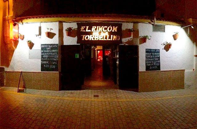 Rincón de la Torbellino