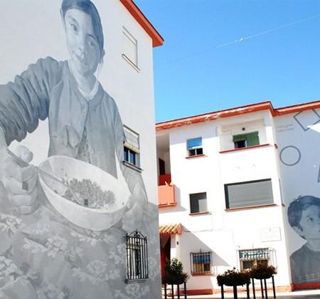 mural estepona