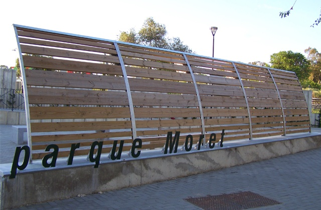 Things to do in Huelva, Parque Moret