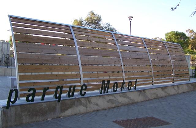 Que ver en Huelva, Parque Moret