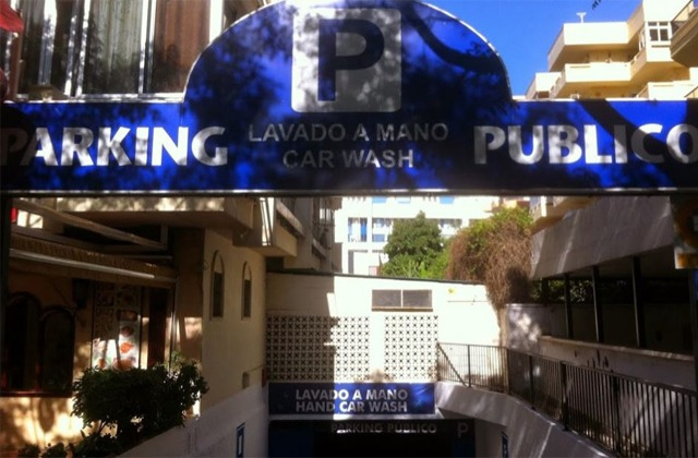 Parking in Marbella - AUTO-LAVADO y PARKING Marbella