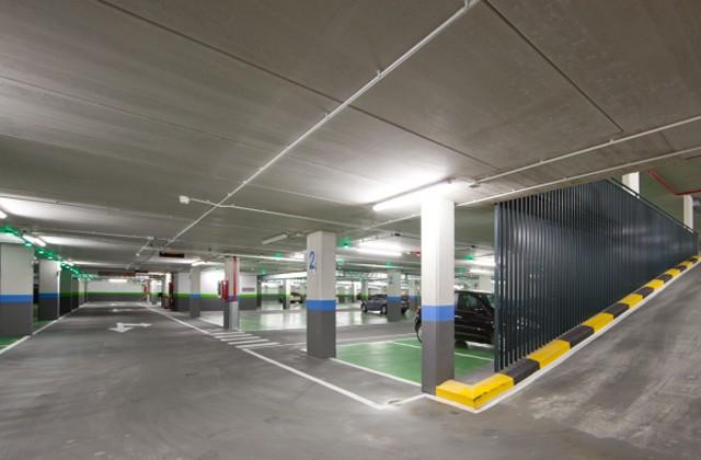 Parking in Marbella - Parking público Benabola