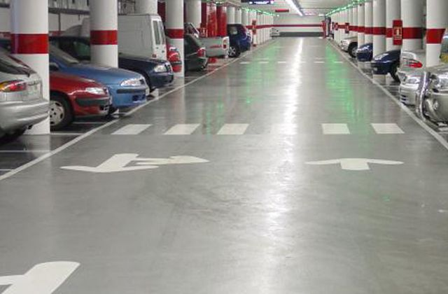 Parking in Marbella - Parking Público Cristamar