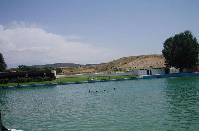 Piscinas naturales de Andalucia - Manantial de Fuencaliente