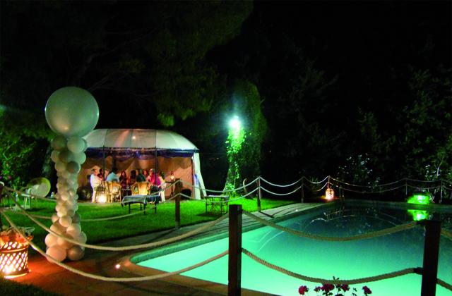 Strandbars und Restaurants in Estepona - Jardines de la Cala