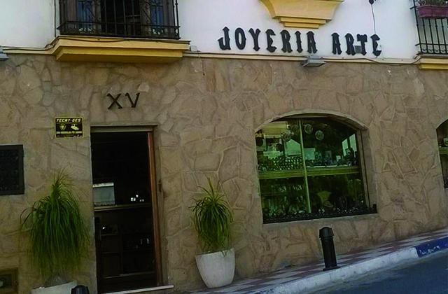 Shopping à Marbella - Joyería Arte