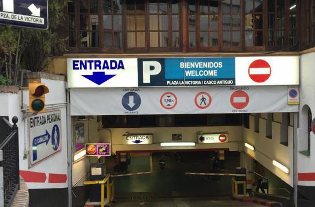 Parking in Marbella - Parking Plaza de la Victoria