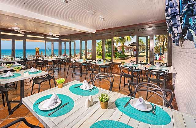 Beach Restaurant Fuerte Marbella
