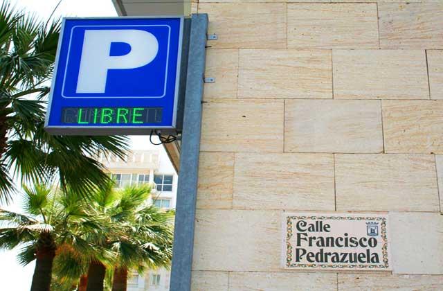 Amare parking Marbella