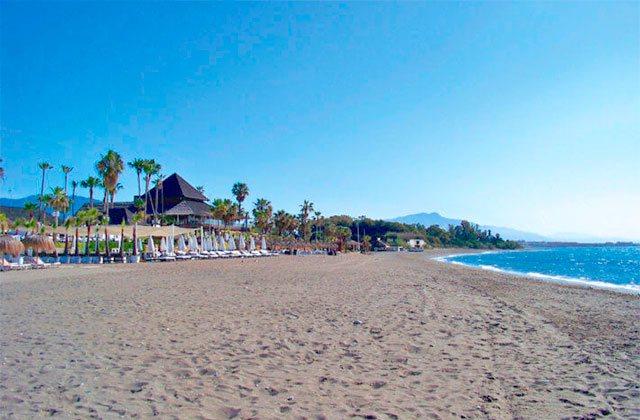 Playa del Padrón