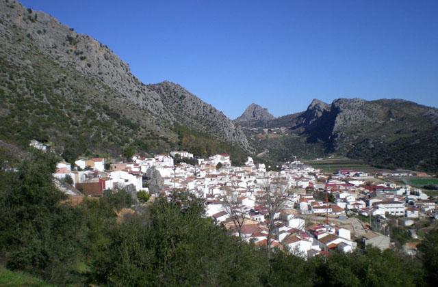 Villages à Malaga - Benaoján