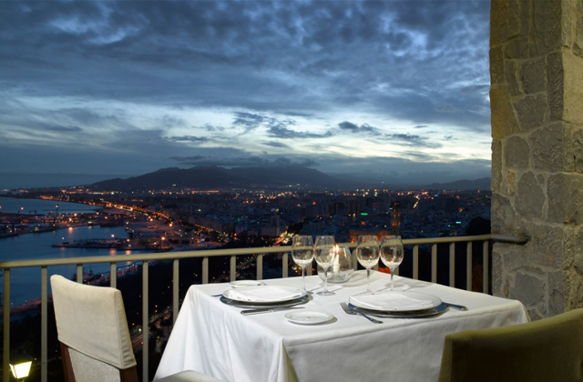 the best rooftop bars of andalusia an outstanding gastronomy. Black Bedroom Furniture Sets. Home Design Ideas