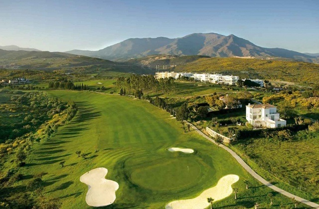 Golf Costa del Sol - Estepona golf