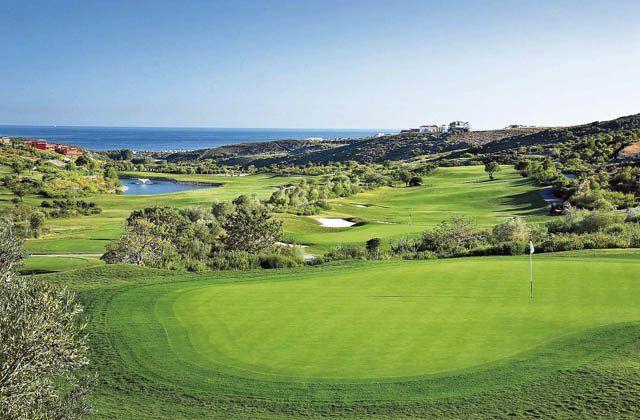 Golf Costa del Sol - Finca Cortesin golf
