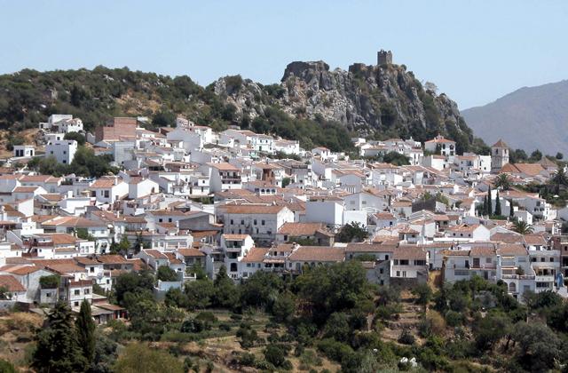 Villages à Malaga - Gaucín