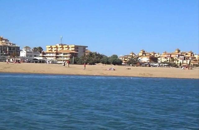 Las mejores Playas de la Costa de la Luz - Isla Canela