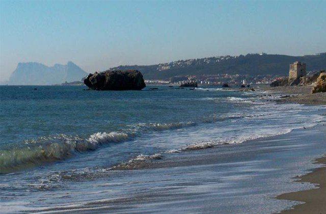 Playas en Estepona - Playa de Galera