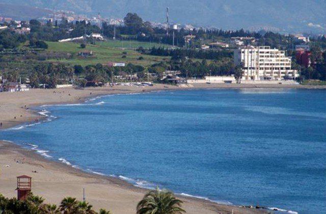 Playas en Estepona - Playa de La Rada