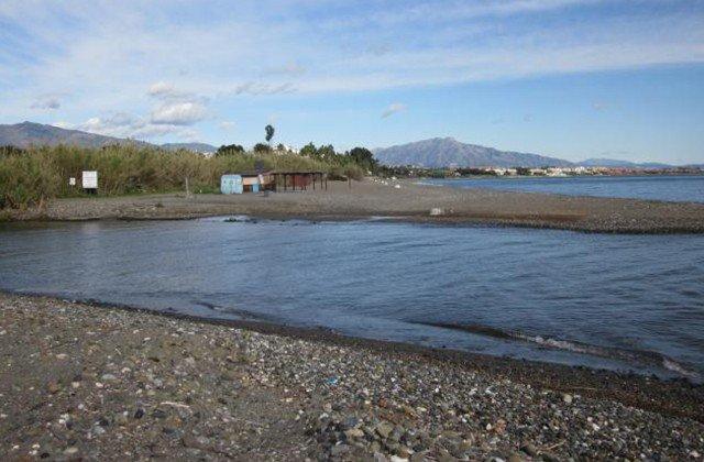 Playas en Estepona - Playa del Padrón