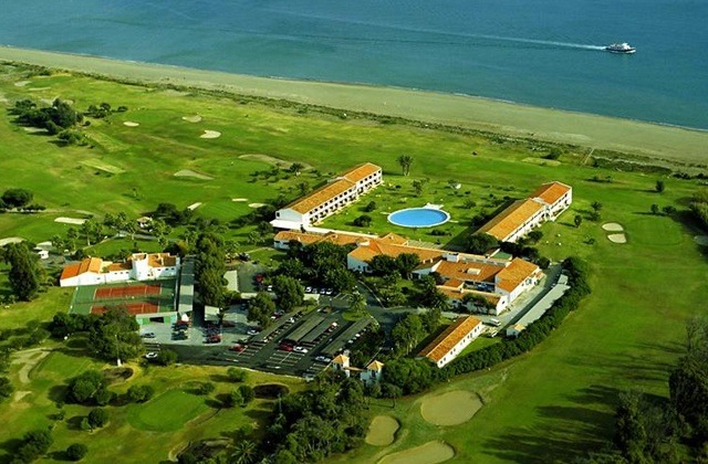 Golf Costa del Sol - Parador de Málaga golf