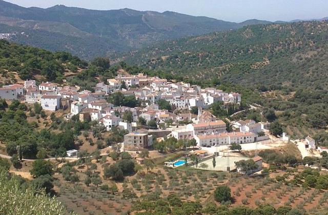 Malaga villages - Parauta