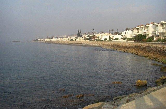 Playas en Estepona - Bahía Dorada