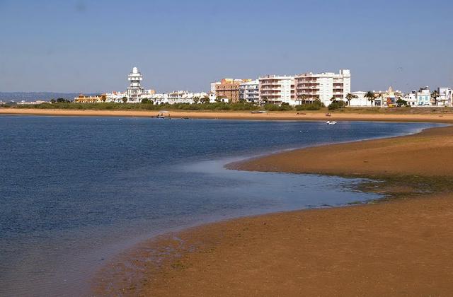 Costa de la Luz Strände - La Playa de Punta del Caimán
