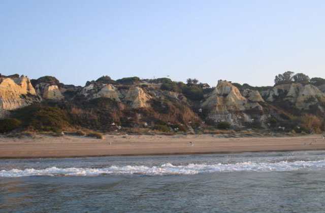 Costa de la Luz Strände - Parador Moguer