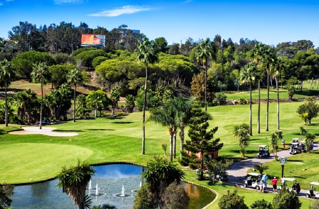 Golf Costa del Sol - Santa Clara golf