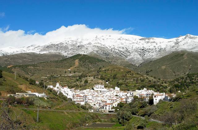 Malaga villages - Sedella