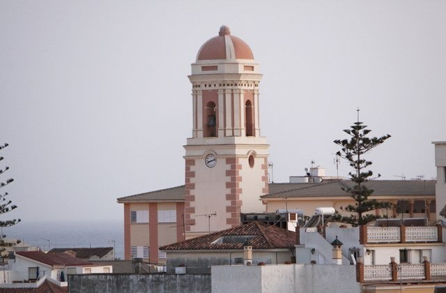 Qué ver en Estepona - La Torre del Reloj
