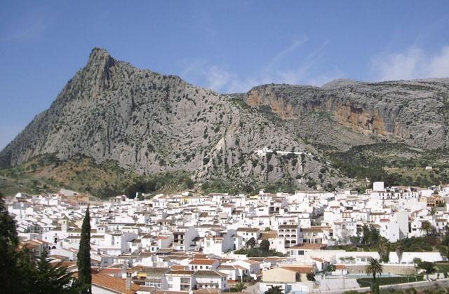 Villages à Malaga - Valle de Abdalajís