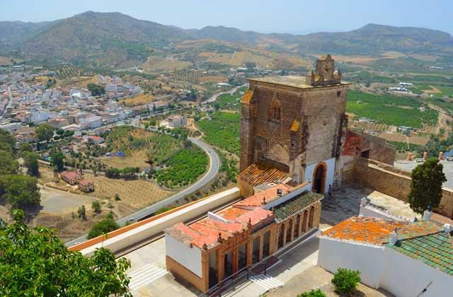 Turismo en Malaga - Alora, Málaga