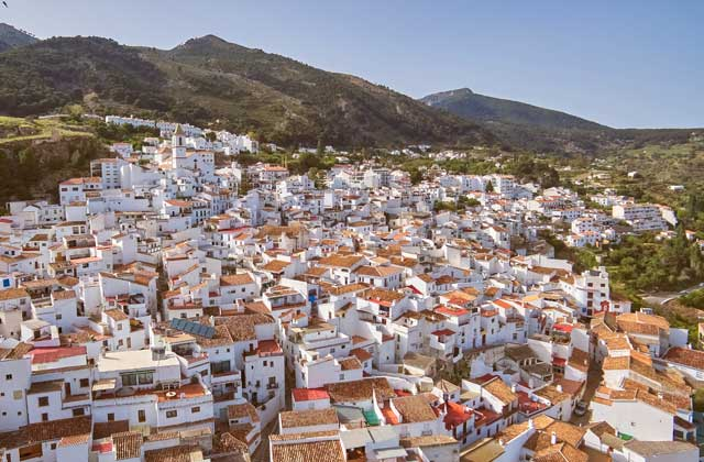 Casarabonela, Málaga