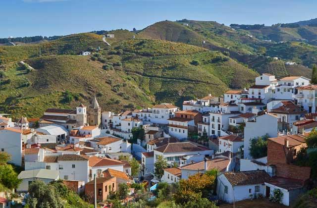El Borge, Málaga