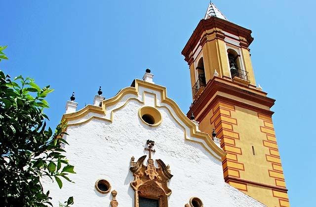 Iglesia Parroquial de Santa María de los Remedios