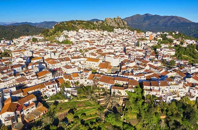 Gaucín, Málaga