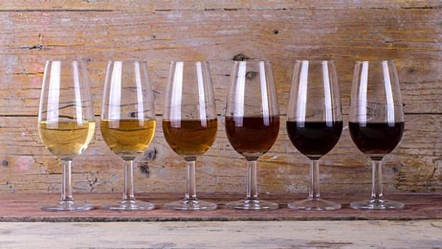Jerez wine